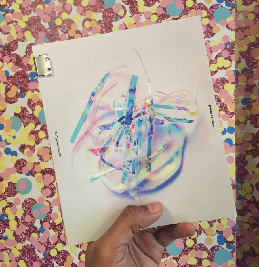 Color Emotions Booklet
