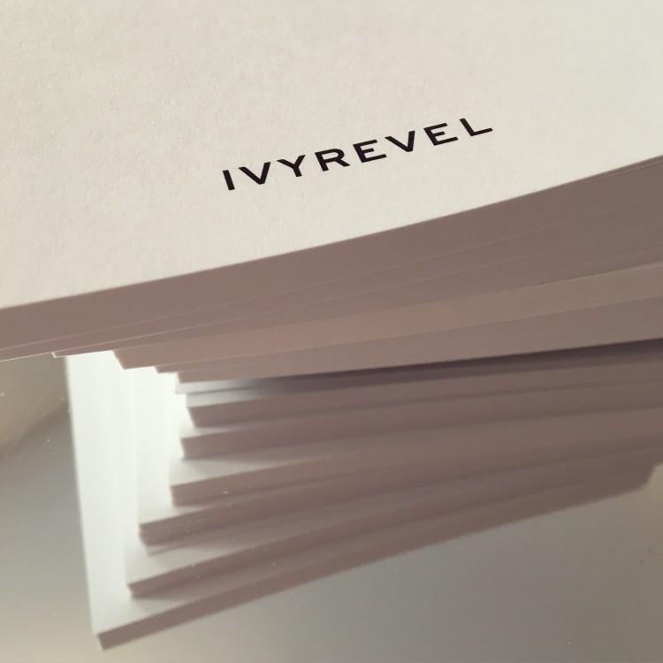 Korrespondenskort, Ivy revel